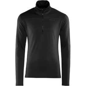 Craft Prep Halfzip Men black